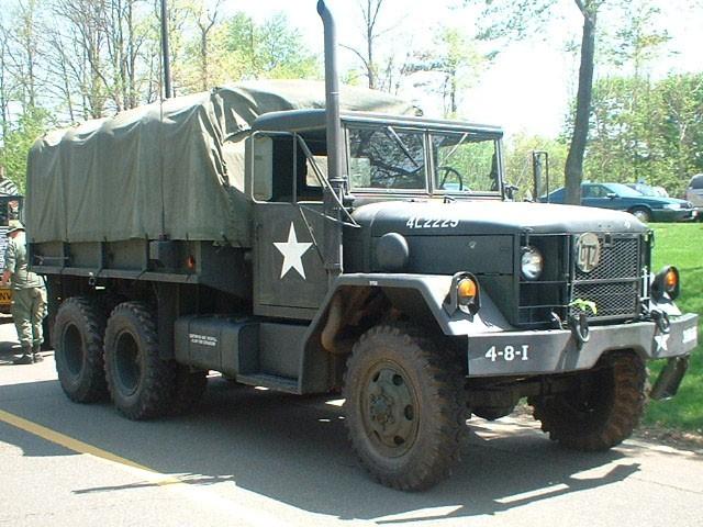 Скачать M35 Truck Mod — бесплатно