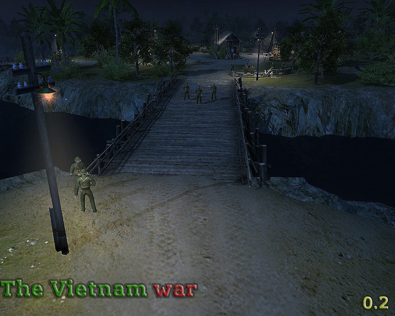 Скачать THE VIETNAM WAR  v0.2 — бесплатно