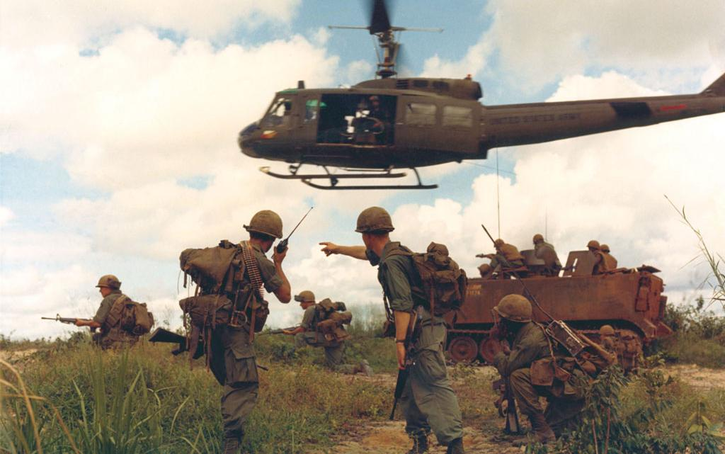 Скачать the Vietnam war