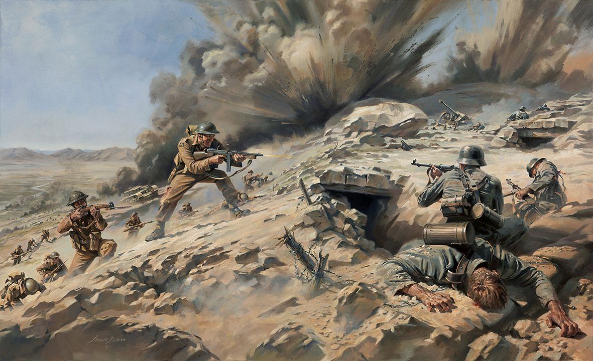 Скачать Тунисская компания 1943 — бесплатно