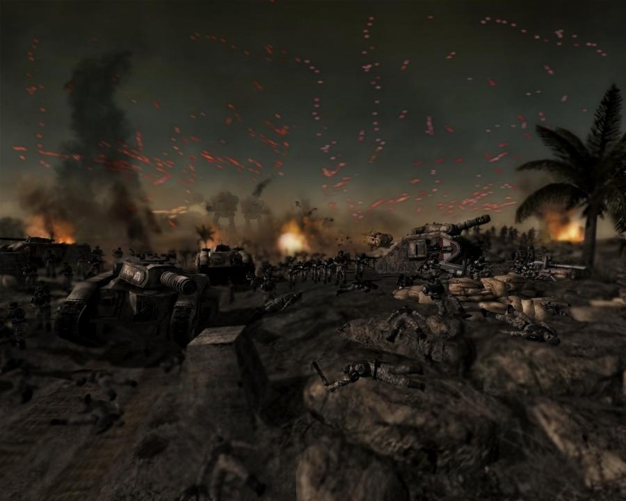 Скачать Men of the Emperor: Burning Horizon alpha — бесплатно
