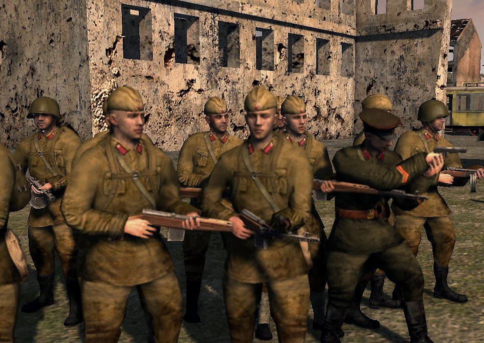 Скачать файл Stalingrad Confrontation (AS2 — 3.262.0) (v21.03.2019)