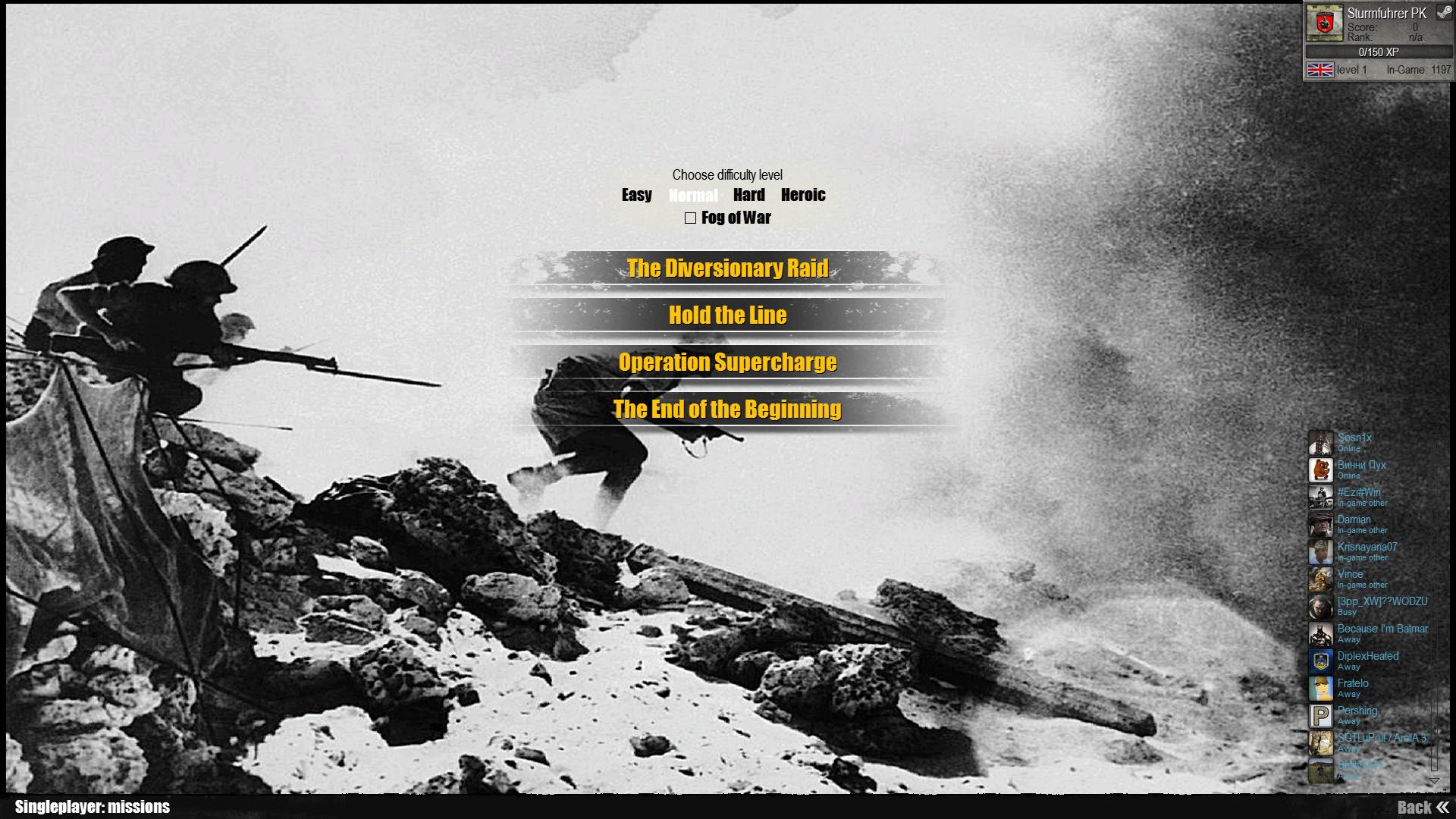 Скачать Call of Duty 2 Mod By Sturmfuhrer PK (AS2 — 3.260.0) — бесплатно