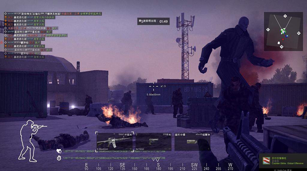 Скачать Resident Evil & ACG mod — (CTA — 0.923.0) — бесплатно