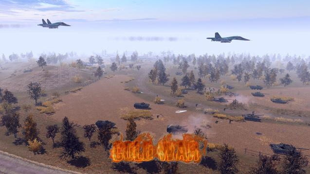 Скачать Сold War mod 1.6.3 — бесплатно