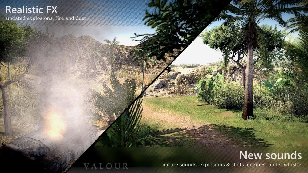 Скачать 3D модель Valour (Отвага) — (AS2 — 3.260.0) (v19.10.2018)