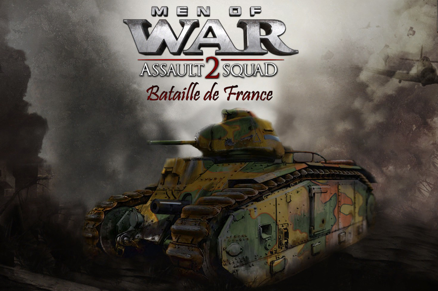 Скачать файл Battle of France for #valour (AS2 — 3.262.0) (v07.05.2019)