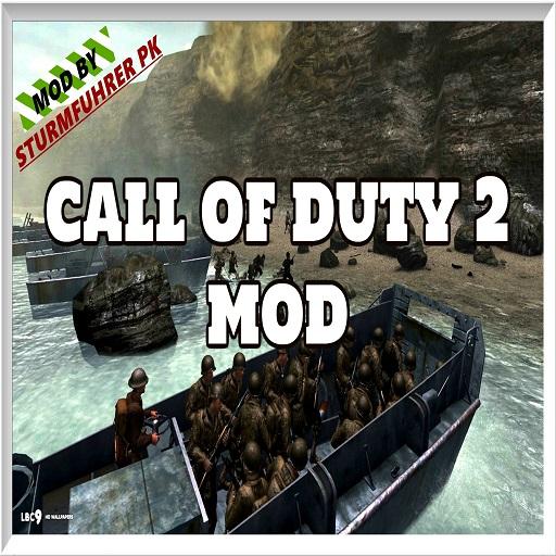 в тылу врага 2 штурм мод Call Of Duty 2 скачать торрент - фото 8