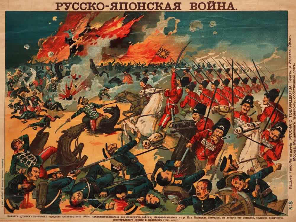 Скачать Russian-Japanese War — бесплатно