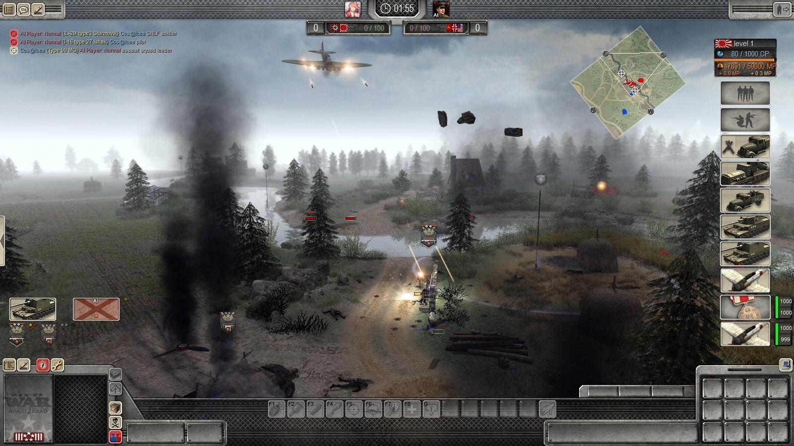 Air Missions of War v1.2 (AS2 — 3.262.0) (v08.03.2019)