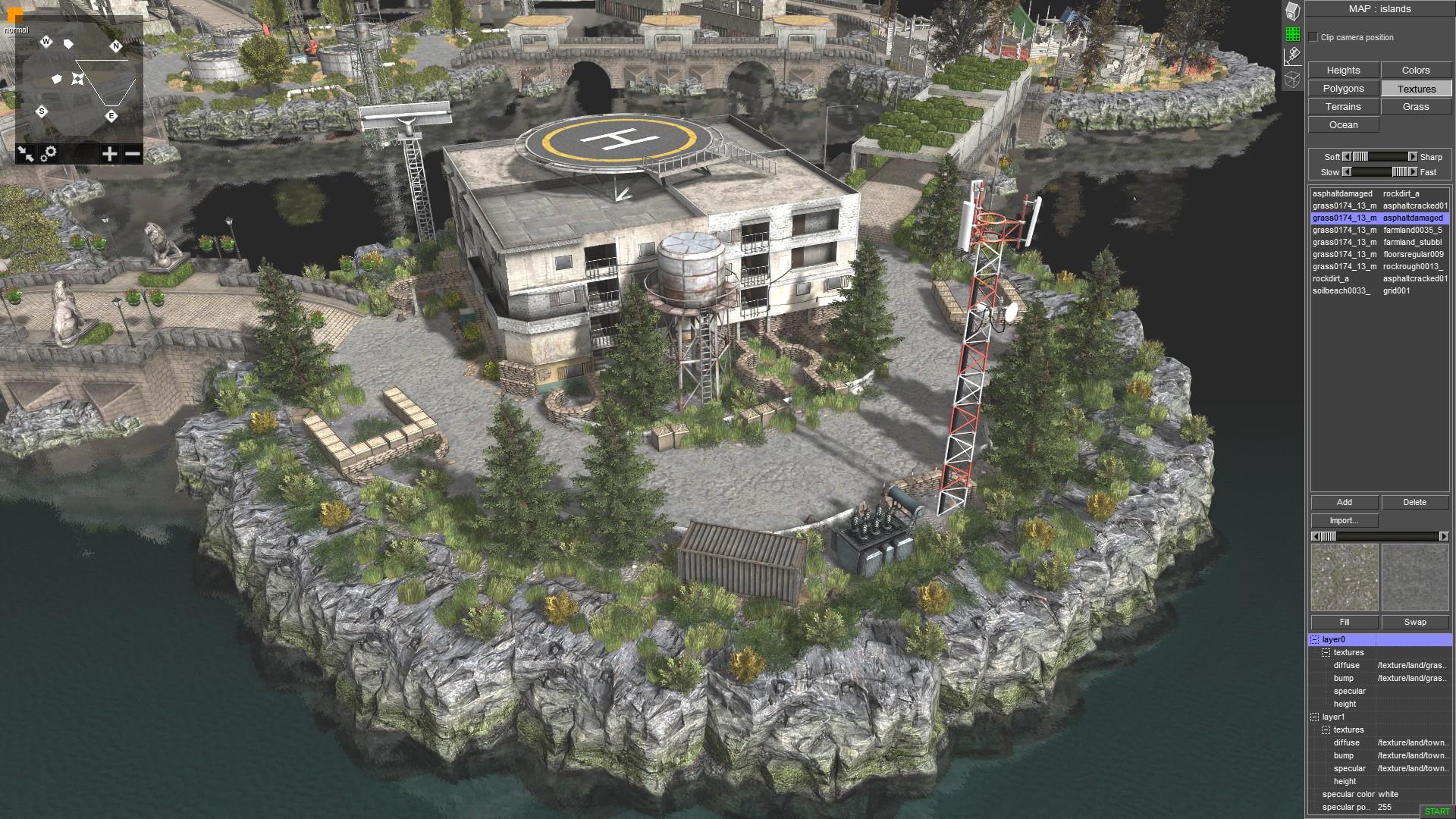Скачать Aussie's Island Warfare 4v4 (CTA — 0.940.0) (v15.07.2017) — бесплатно