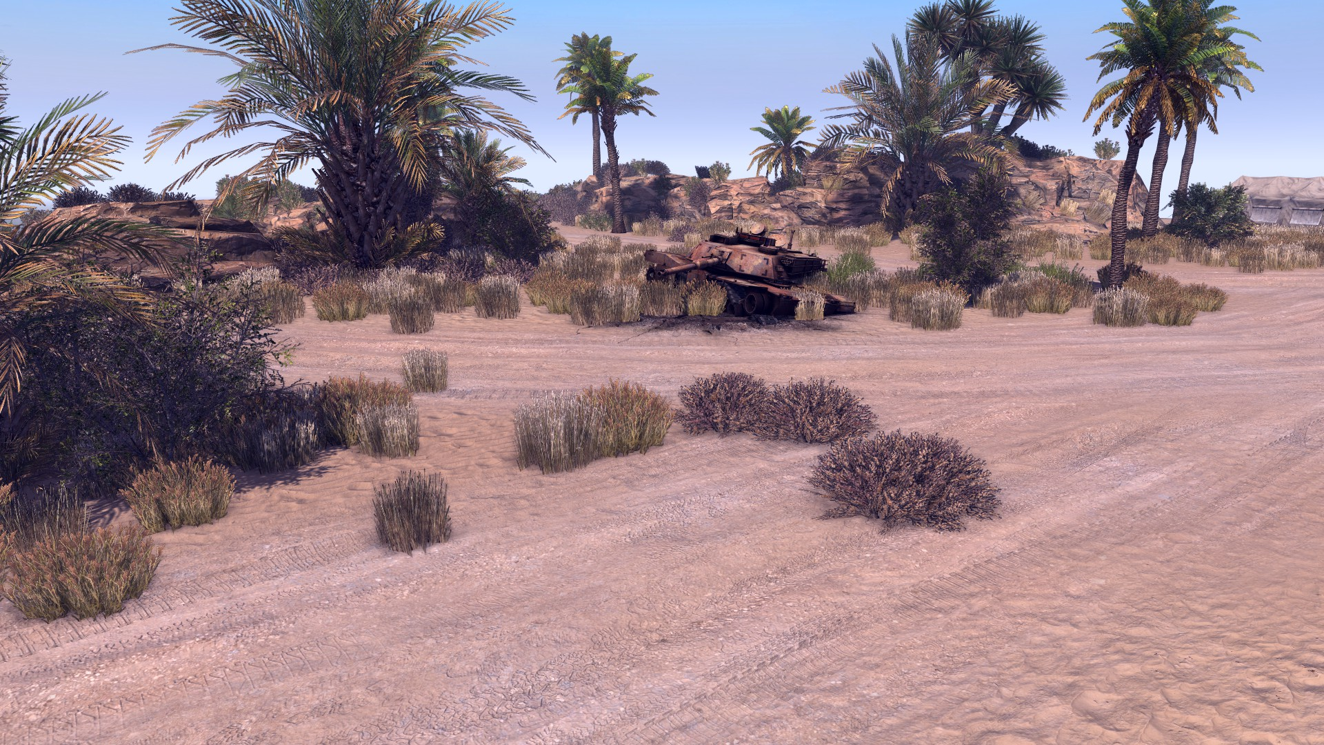 Скачать Aussie's Desert Warfare Map 8v8 (CTA — 0.940.0) (v22.07.2017) — бесплатно
