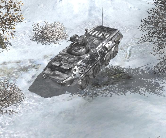 Скачать БТР-80 из MW2 — бесплатно