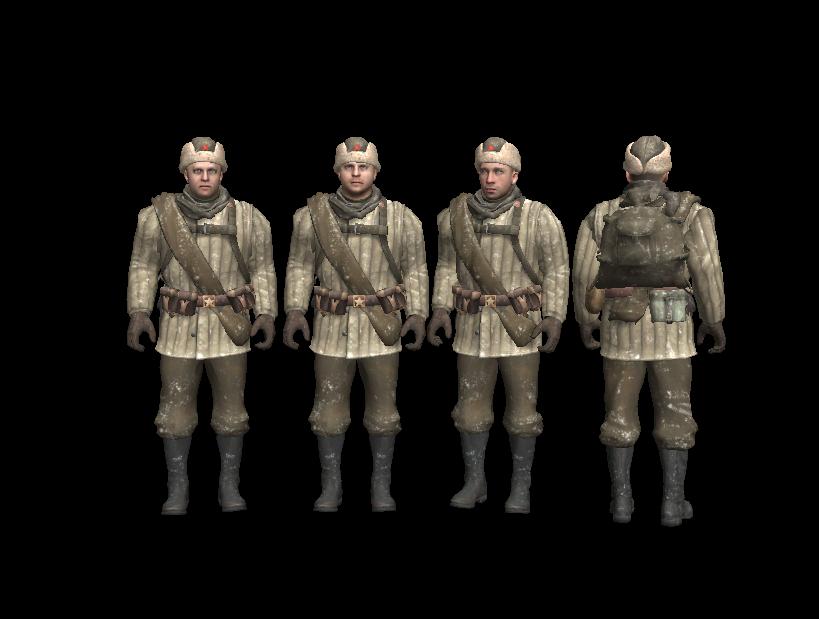 """Скачать Советские солдаты из Black Ops """"НОВА-6"""" — бесплатно"""