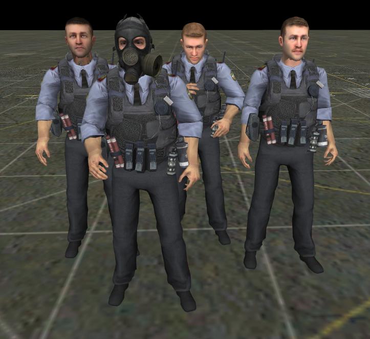 Скачать МВД + Отдельная броня - Modern Warfare 2 — бесплатно