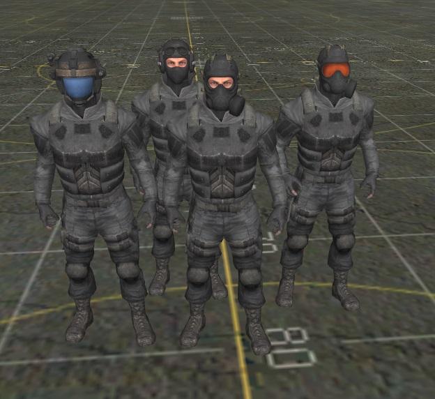 Скачать Секретная служба США из Black Ops II — бесплатно