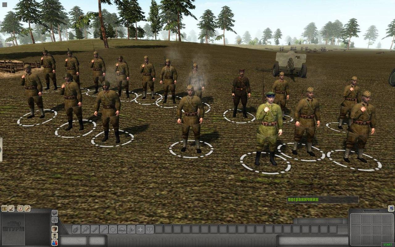 В тылу врага 2: лис пустыни (men of war) — прохождения, обзоры.