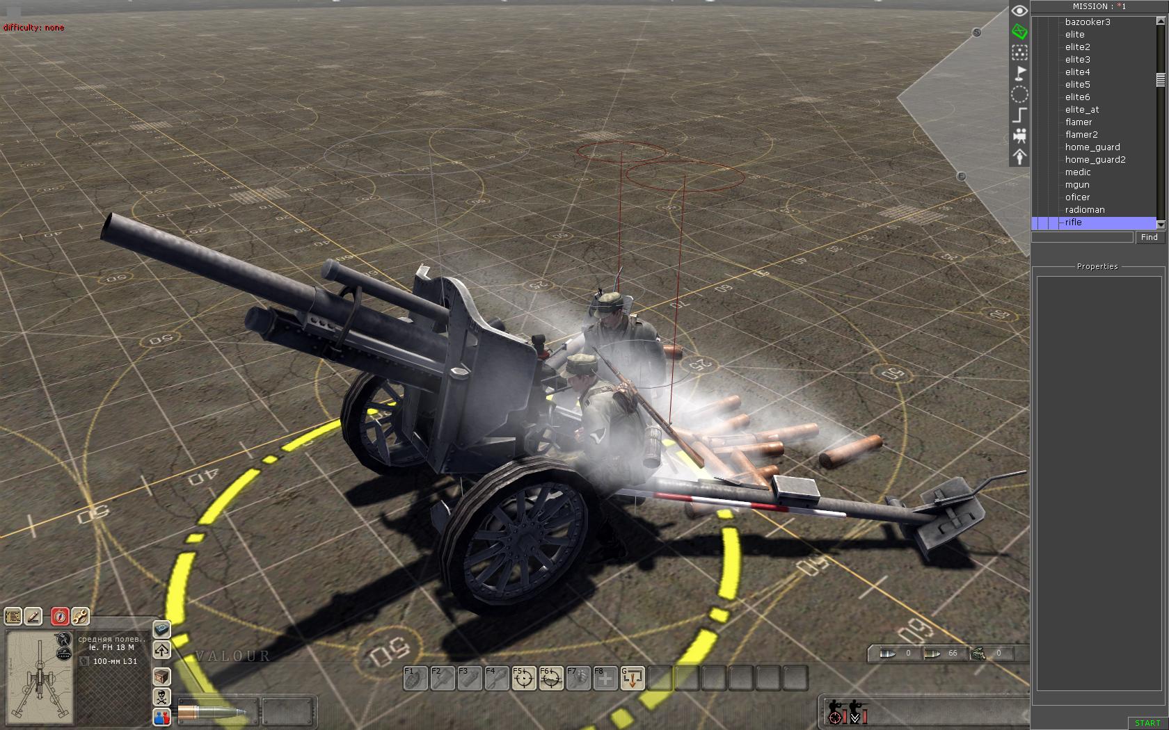 Скачать Оружие пехоты для MOW:AS 2 — бесплатно