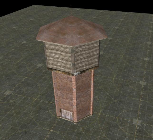 Скачать Башня из Армейских складах - Stalker — бесплатно