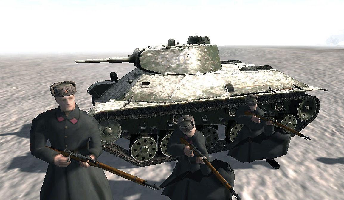 Скачать Битва за Москву (1 часть), миссия для одиночного и совместного прохождения — бесплатно