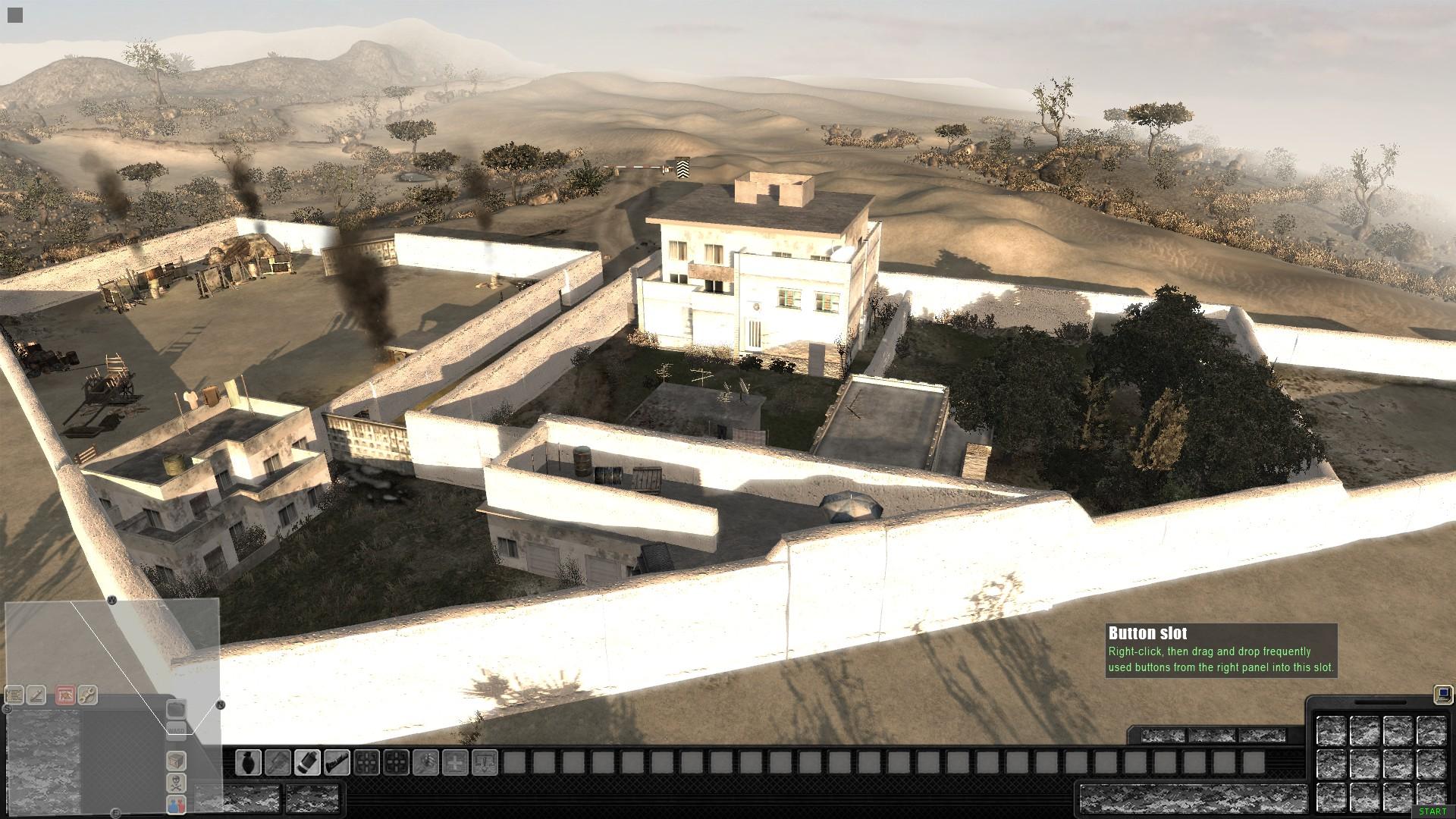 Скачать Усама бен-Ладена (карта для Modern Pack 3) — бесплатно