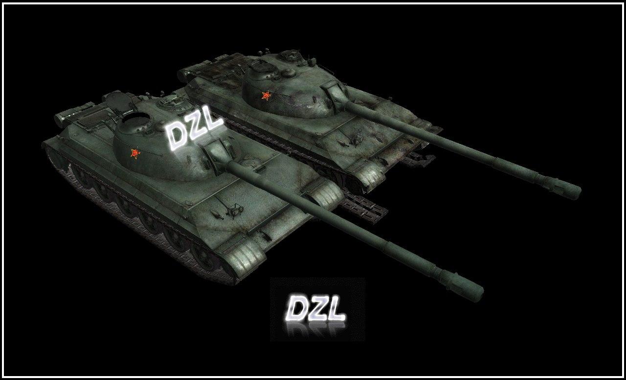 Скачать WZ113 - автор DZL — бесплатно