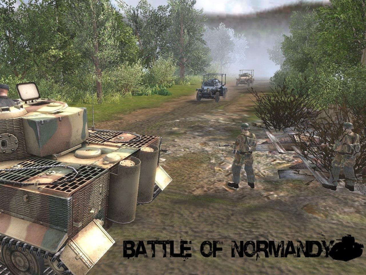 Скачать Battle of Normandy ver. 2.1 (Штурм 2 - 3.126.0) ENG — бесплатно