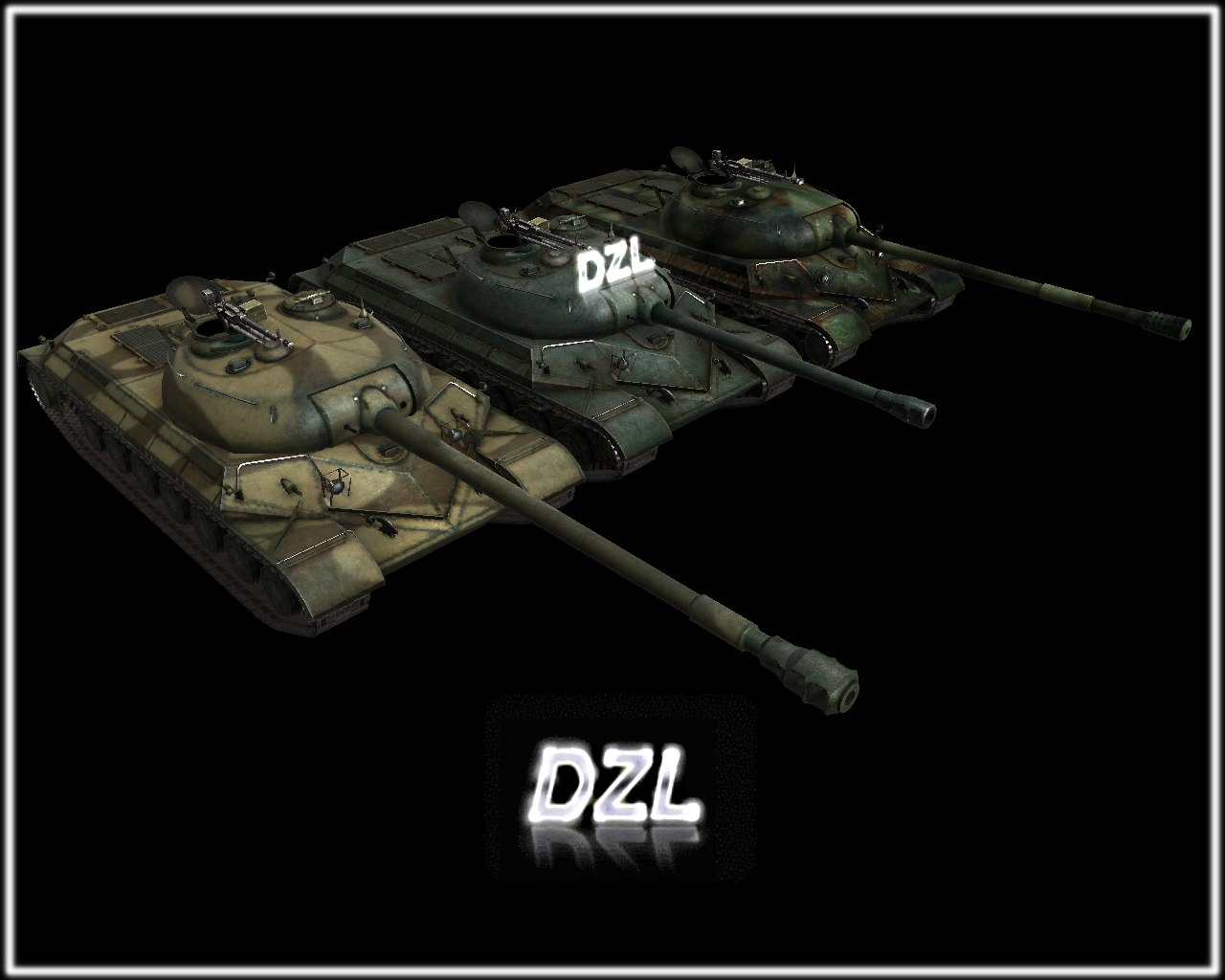Скачать WZ111-4 - автор DZL — бесплатно