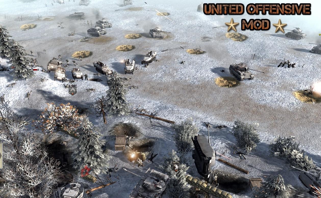 Скачать United Offensive (Version 1.0.2) — бесплатно