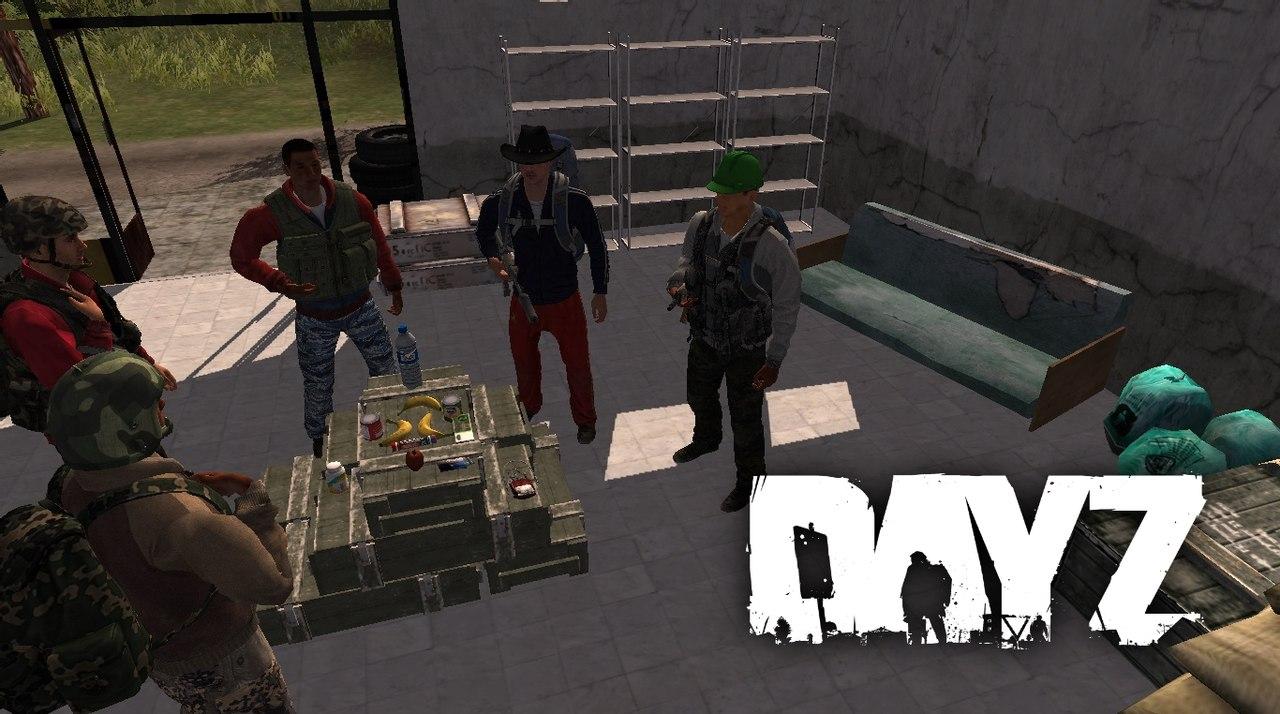 Скачать DayZ Standalone v.0.11.43 — бесплатно