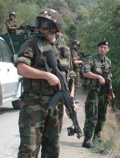 Скачать файл Serbian Armed Forces Weapon Pack