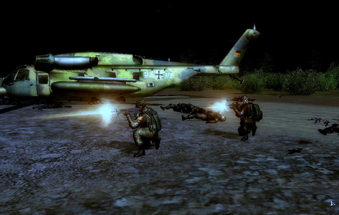 Скачать файл Zombie Assault (MOW)