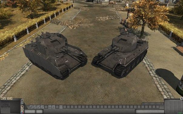 """Скачать Flakpanzer V ausf.B """"Coelian I"""" — бесплатно"""