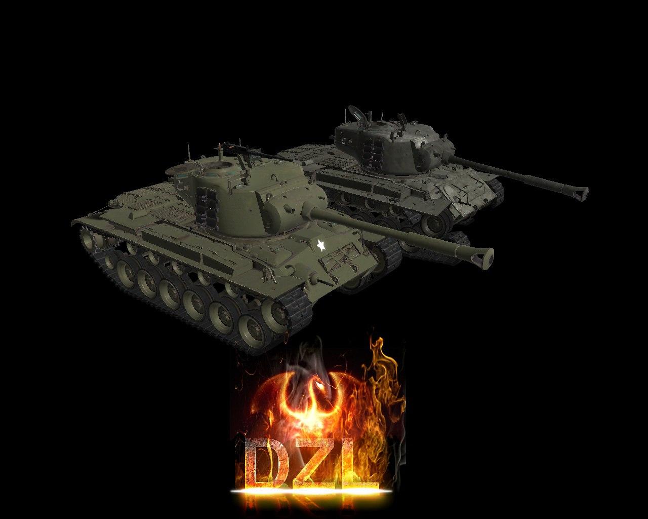Скачать m46 (HD) - автор DZL — бесплатно