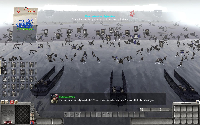 Скачать Battle of Normandy 1 (3.205.2) (eng) — бесплатно