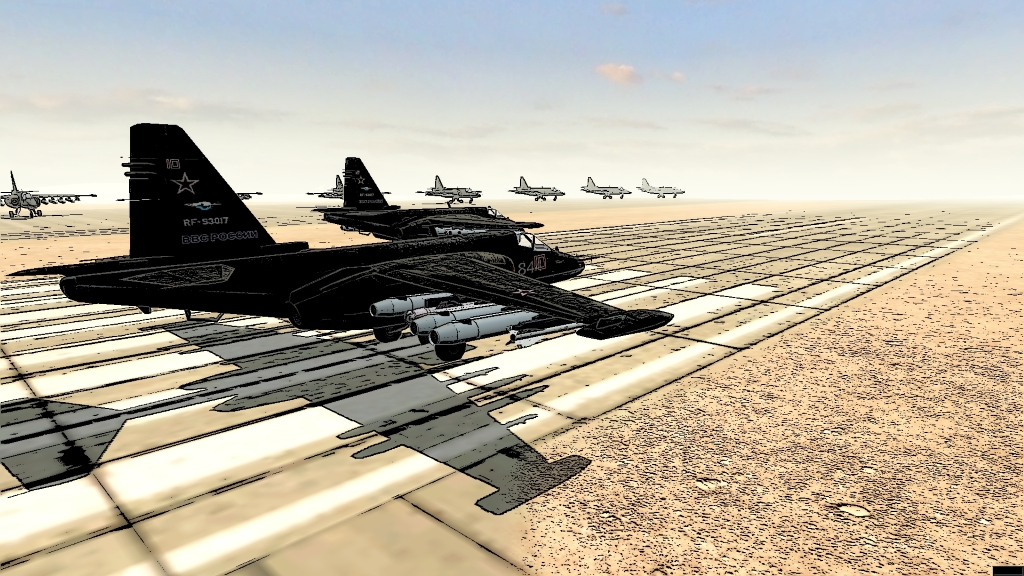 Скачать 3D модель Миссии по теме Сирийской кампании России (Архив обновлен!)