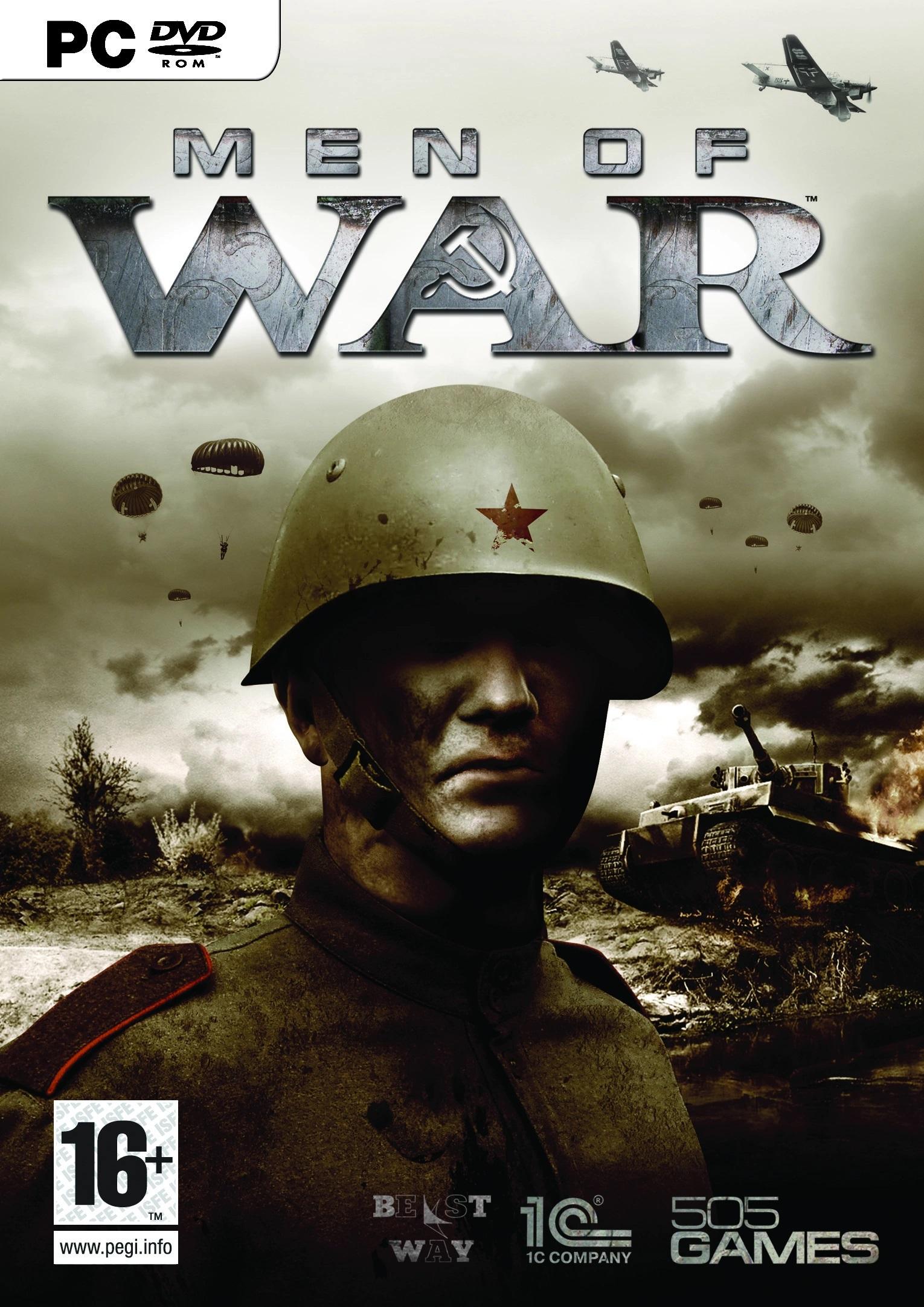 Скачать В тылу врага 2: Лис пустыни | Men of War (1.17.5) — бесплатно