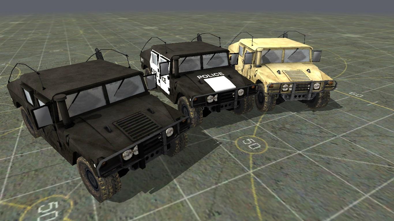 Скачать Humvee v1 — бесплатно