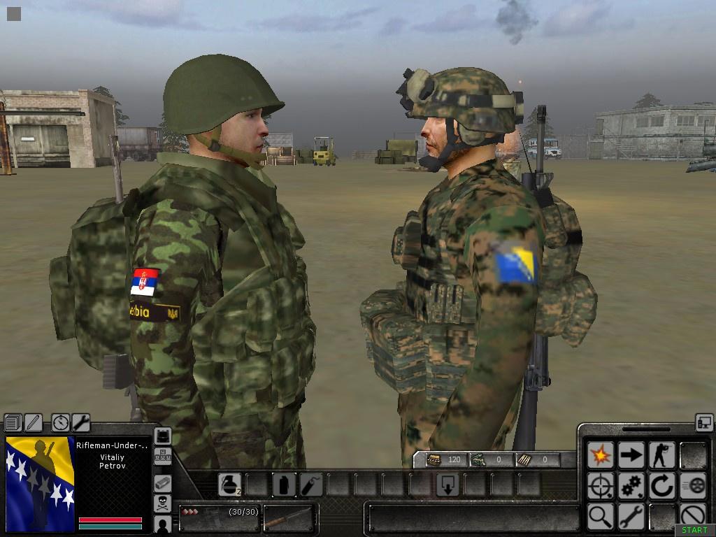 Как Скачать Мод На В Тылу Врага Штурм 2 Cold War - фото 9