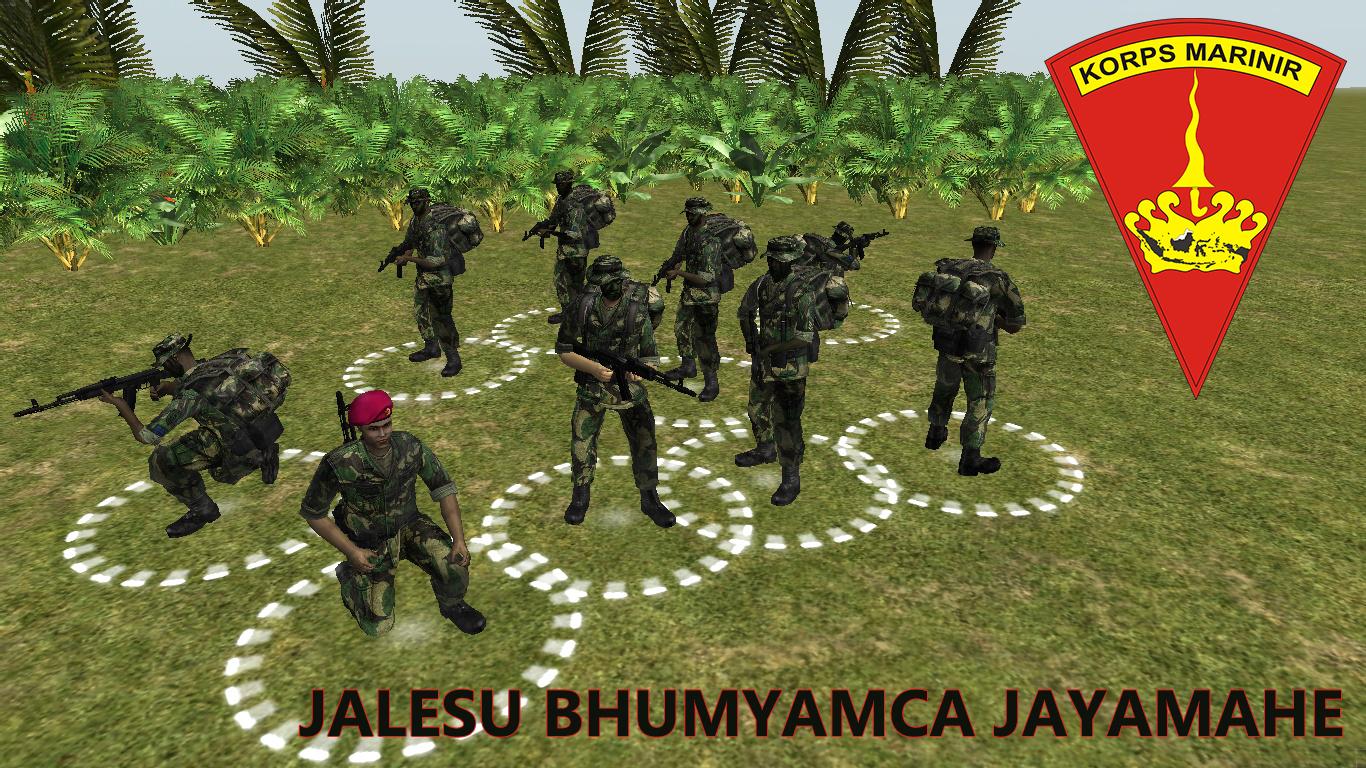 Скачать Corps Marinir Indonesia — бесплатно