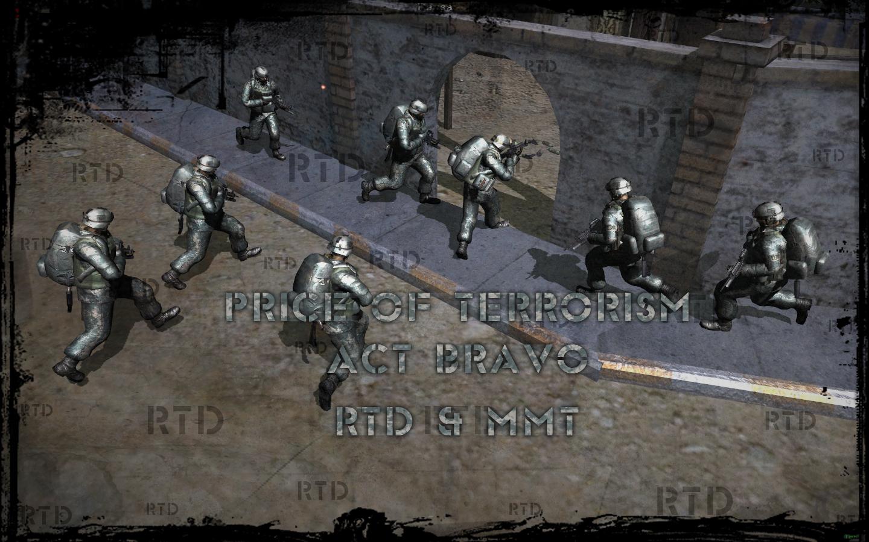 Скачать Price of Terrorism: Act Bravo (v1.03.0) — бесплатно