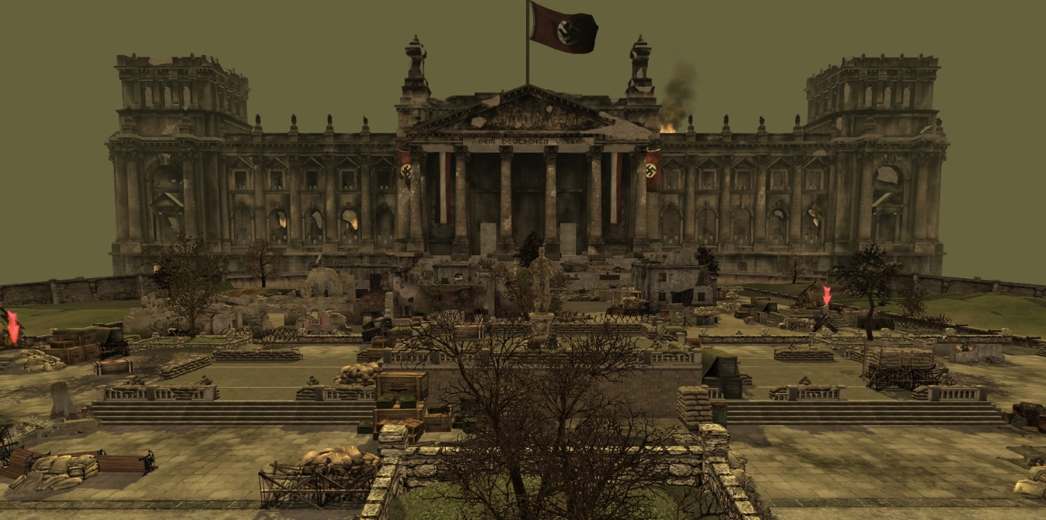 Скачать Berlin Missions Like CODWAW Final Pack — бесплатно