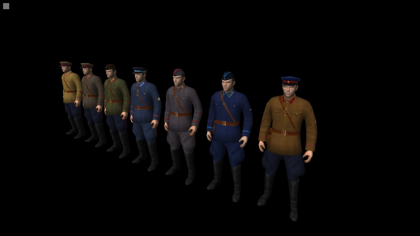 Скачать Komissar Unit Mod — бесплатно