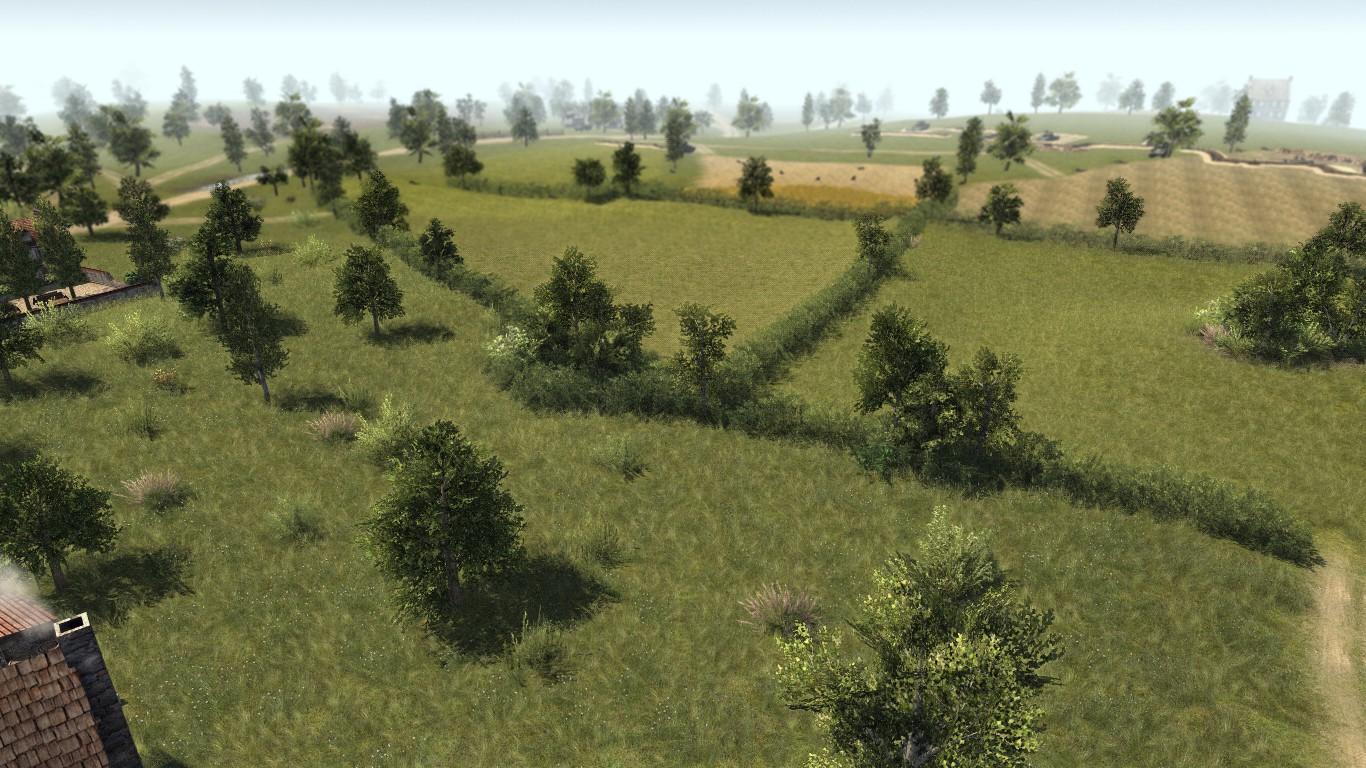 Скачать 3D модель Normandy. June 1944 (RobZ) — (AS2 — 3.260.0) (v13.10.2018)