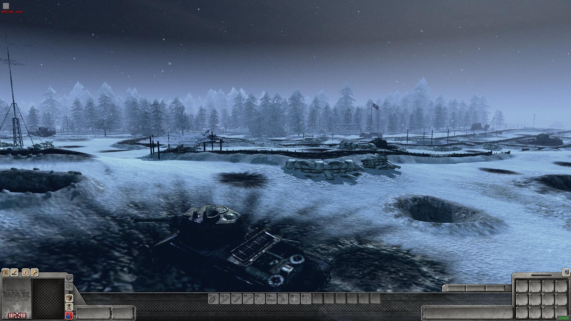 Скачать 3D модель Reich Sky - Frozen Forest v1.5 — (AS2 — 3.260.0) (v16.10.2018)