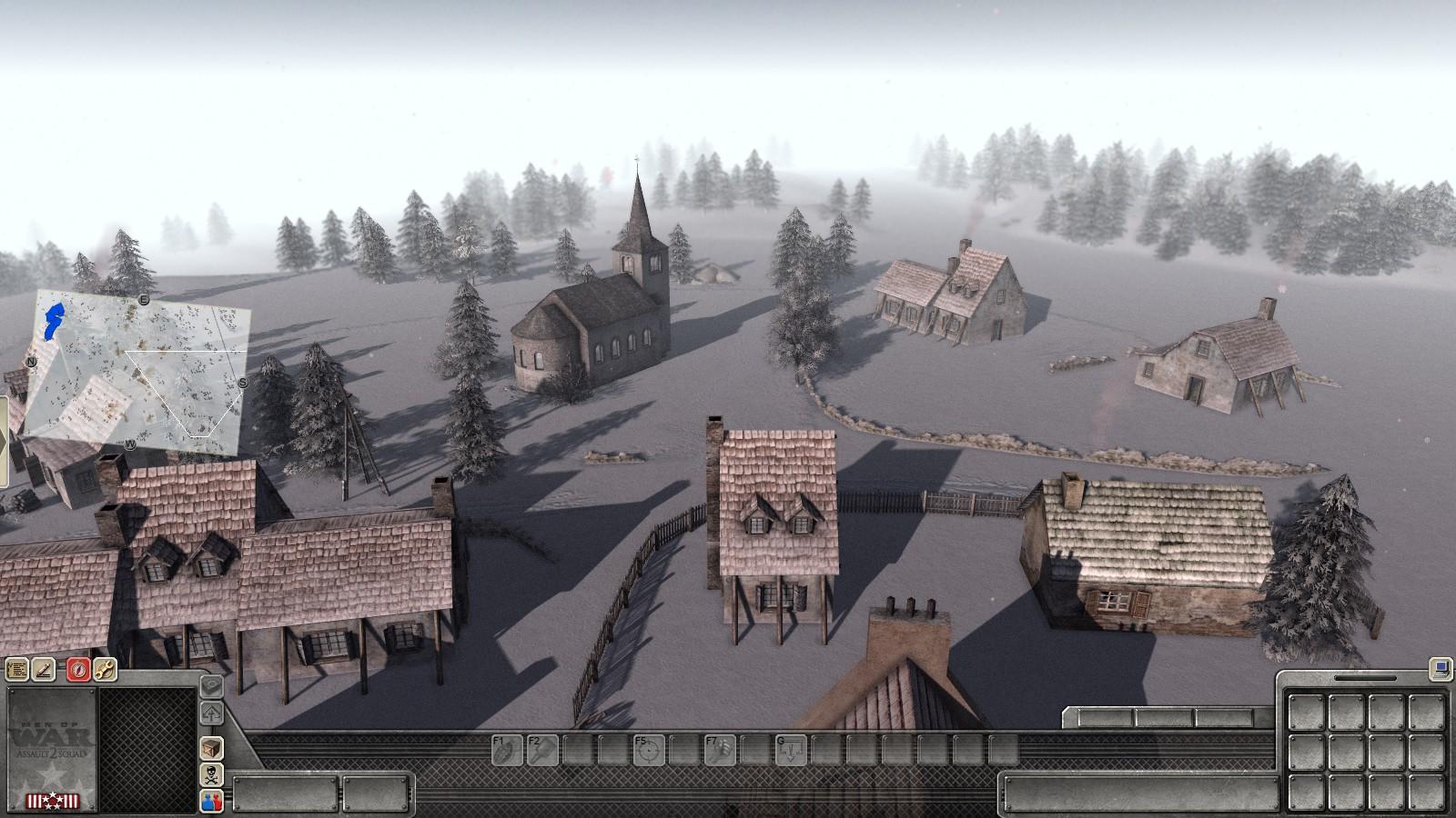 Скачать 3D модель Winterbattle (RobZ) — (AS2 — 3.260.0) (v15.10.2018)