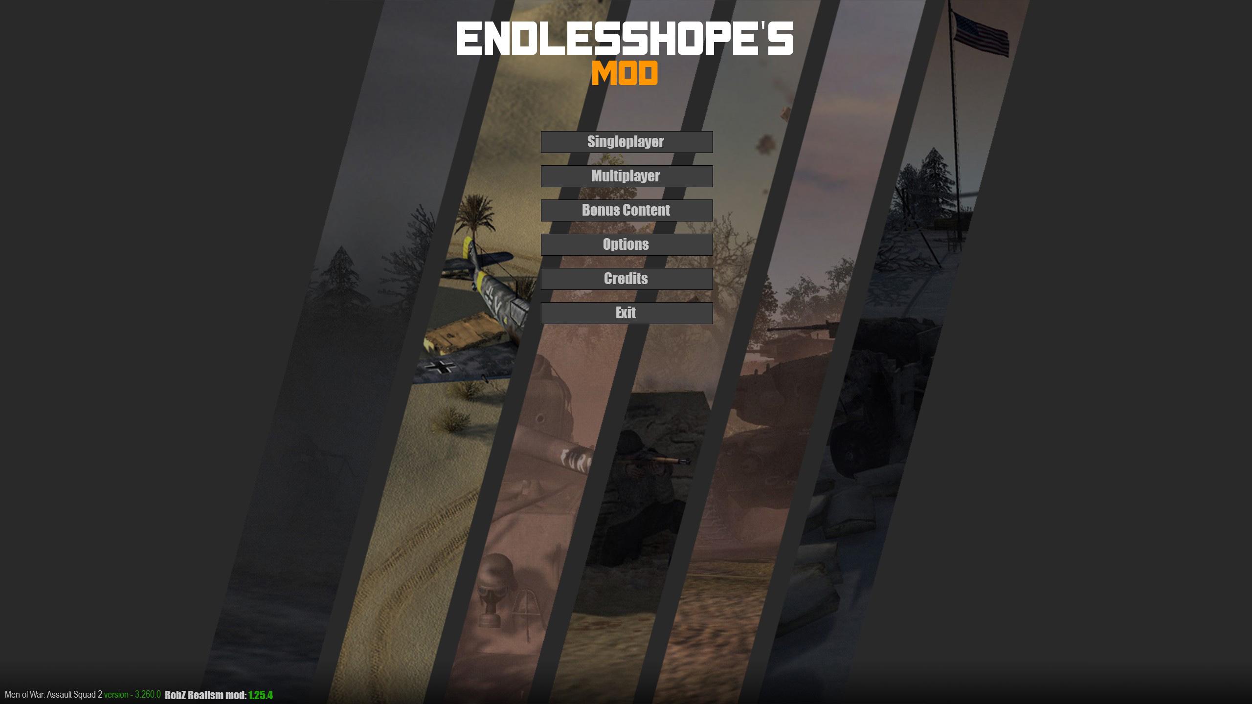 Скачать файл Endlesshope's Mod v0.0 (RobZ) — (AS2 — 3.260.0) (v21.10.2018)