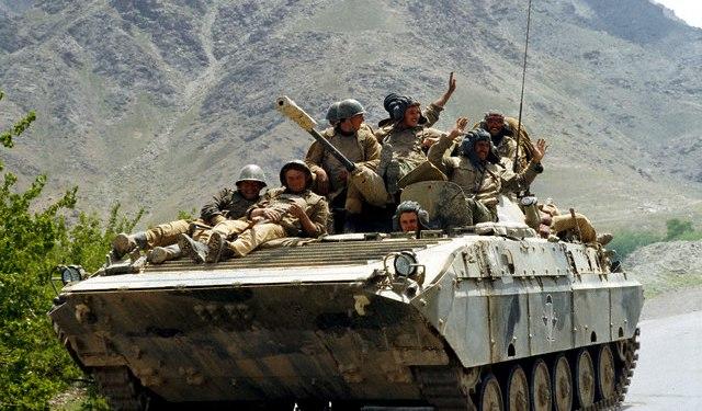 Скачать файл Forgotten_war (Афганская война) для версии COLD WAR MOD 1.6.2.2