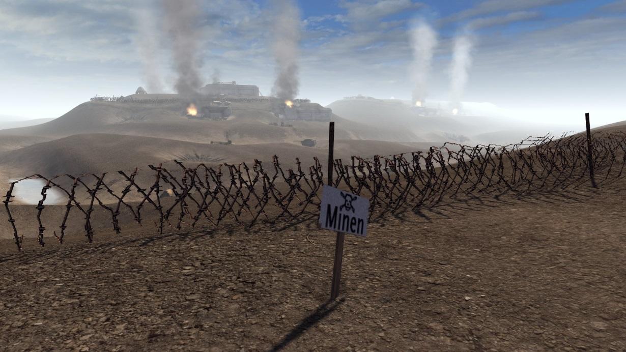 Great War Realism mod v1.06.8 (AS2 — 3.262.0) (v03.05.2019)