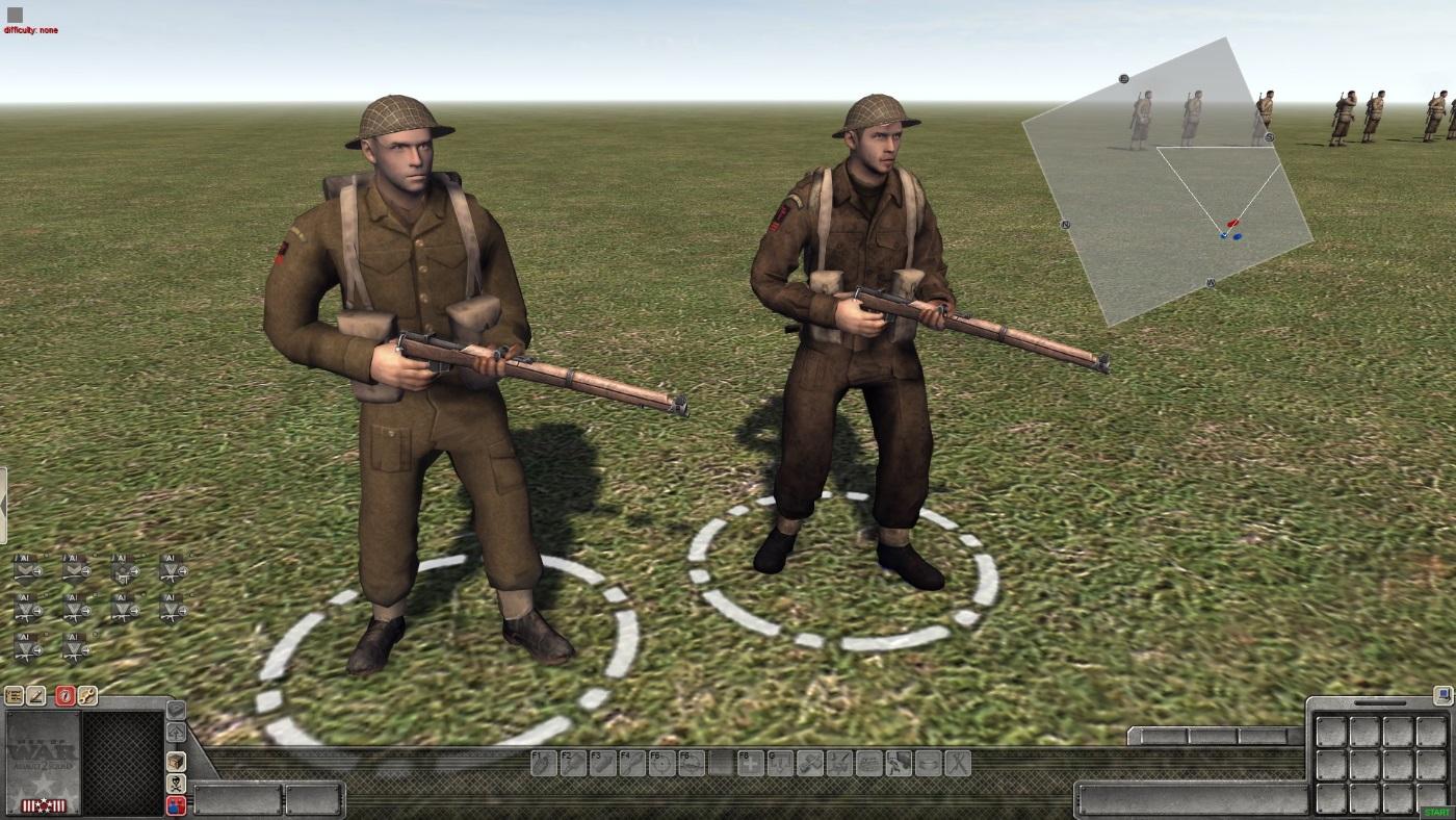 Скачать 3D модель RobZ Realism mod 1.25.4 — (AS2 — 3.260.0) (v11.10.2018)